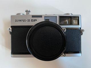 Cámara Olympus 35SP