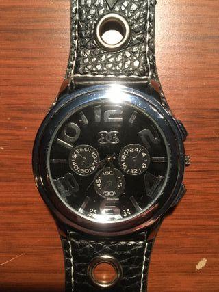 reloj de pulsera UNISEX esfera gran tamaño