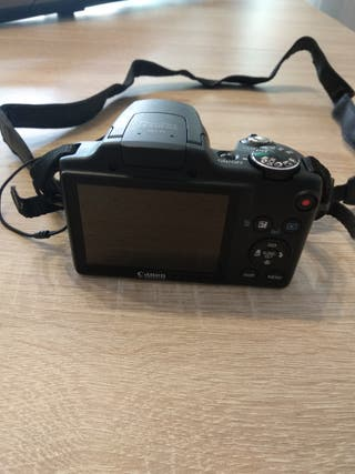 Cámara fotos CANON con WIFI y FULL HD