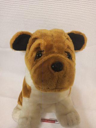 Perro perrito peluche muy mono