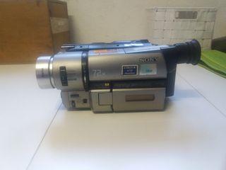 Sony Handycam vídeo Hi8XR