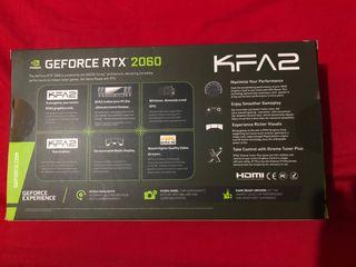 Nvidia GeForce RTX 2060 1-click OC 6GB GDDR6