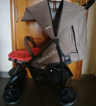 silla de paseo +bolso maternidad