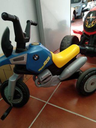 Triciclo Bmw