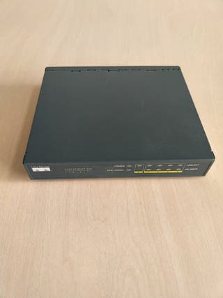 adsl router cisco systems modelo pix 501 firewall