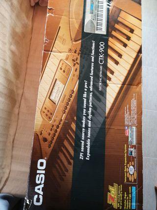 Teclado Electrónico Casio CTK-900