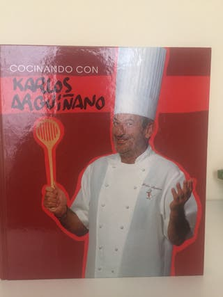 COCINANDO CON CARLOS ARGUIÑANO