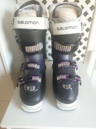 Botas esquí mujer Salomon 70W
