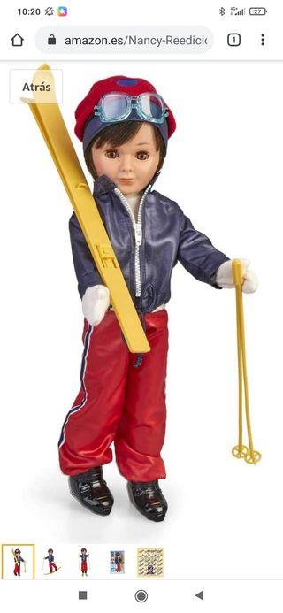 Traje Lucas esquiador.