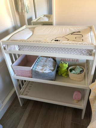 Cambiador bebé Ikea Gulliver