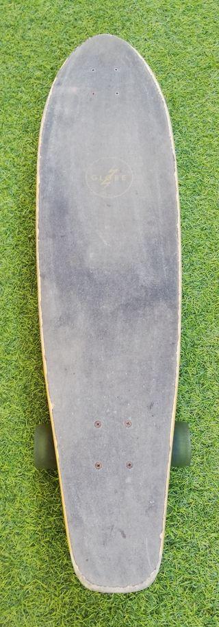 skate skateboard longboard Globe