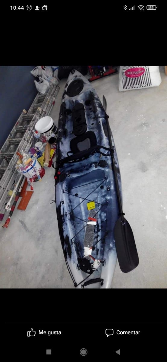 kayak pionner 3.60mtr