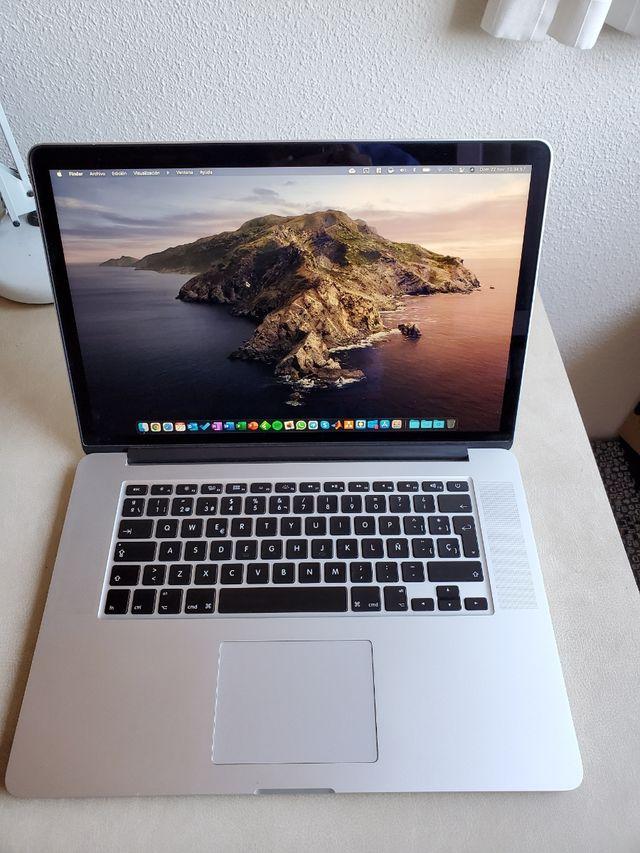 MacBook Pro Retina 15 (mid 2015)