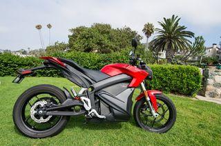 Zero motorcycles Sr 13kW/h 2017
