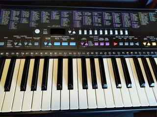 yamaha teclado piano psr 310 muy buen estado