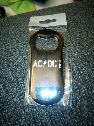 imán nevera oficial AC/DC precintado