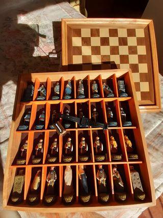 juego de ajedréz