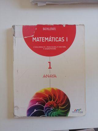 Matemáticas 1°Bachillerato