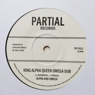 Alpha And Omega - King And Queen / Single 45