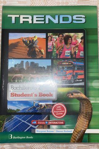 Libro de inglés 2º bach Burlington Books