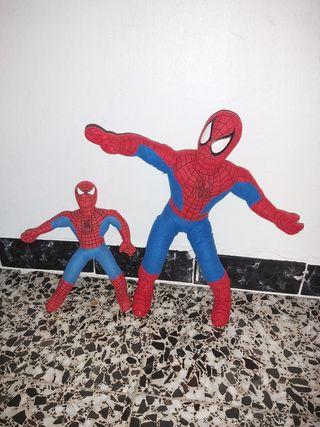 Peluches de Spiderman