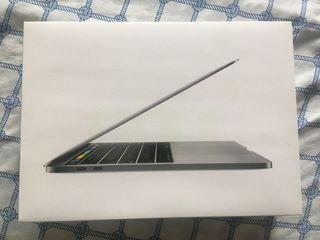 MacBook Pro 13' 16 GB 1 TB SSD Intel i7