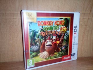 Donkey Kong country returns 3D (2013) n3ds