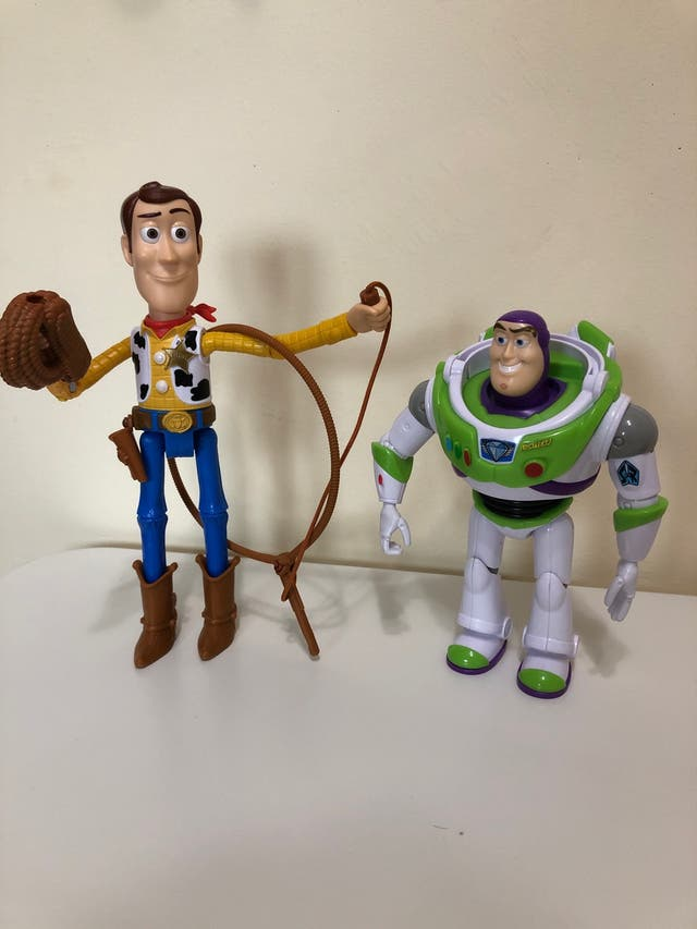 Lote Toy Story