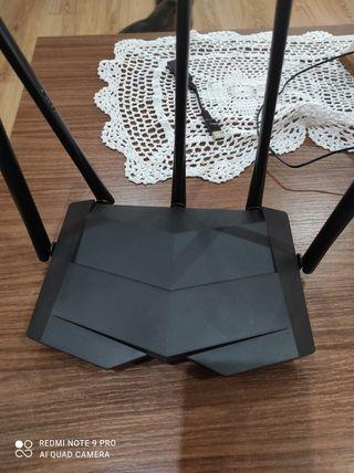 Router/extensor wifi Tienda ac1200 de 5 antenas