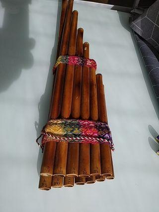 Flauta de Pan del Peru