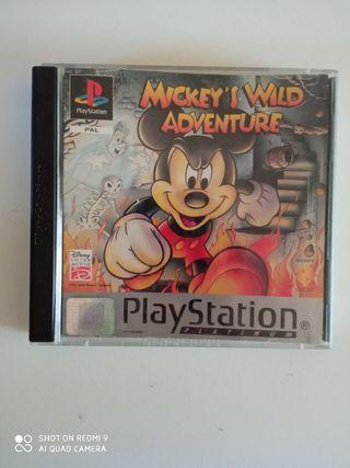 Mickey PS1