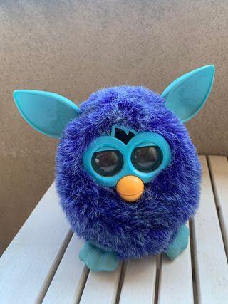 Furby azul