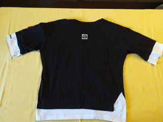Camiseta chico manga corta