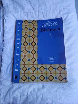 libro castellano bachillerato