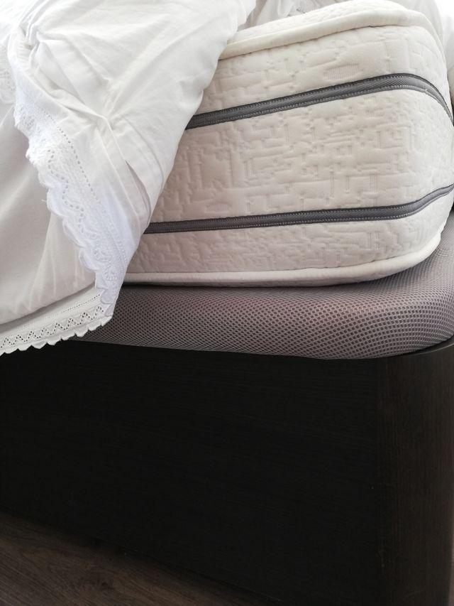 Canapé y colchón 1,50