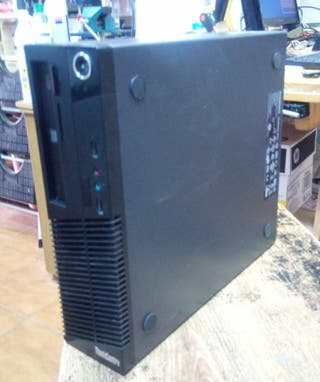 Ordenador Lenovo Thinkcentre M72, 4 Gb Ram