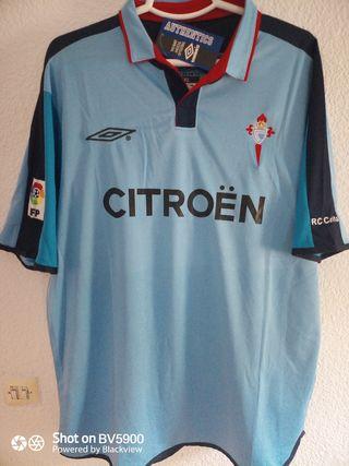 Camiseta Umbro Celta de Vigo