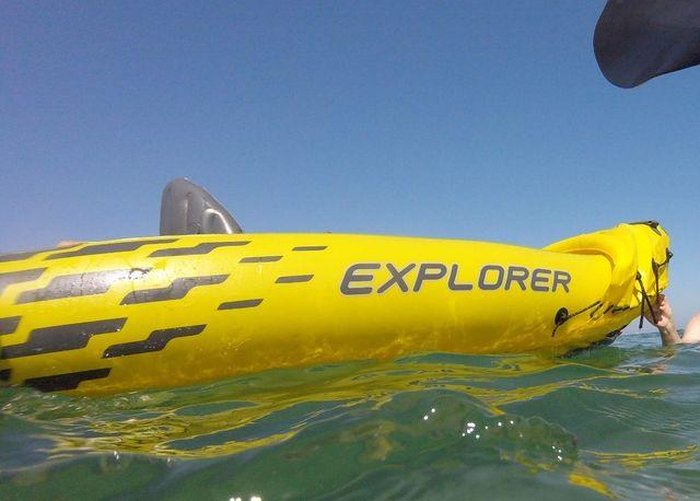 kayak explorer k2 2 personas