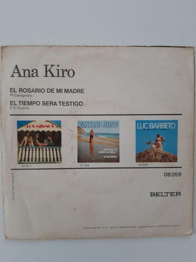 Single Ana Kiro