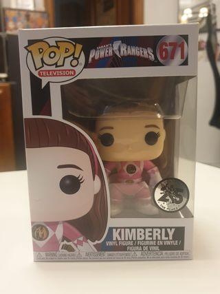 FUNKO POP KIMBERLY POWER RANGERS 25 ANIVERSARIO