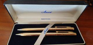 Juego de bolígrafo y portaminas Ansori