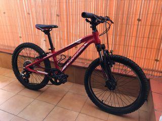"Bicicleta MTB 20"" Orbea MX20"