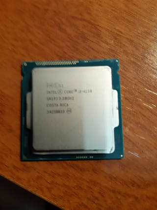 procesador intel i3-4150 3,5 ghz socket 1150