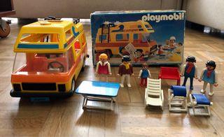 Camper Playmobil 3148