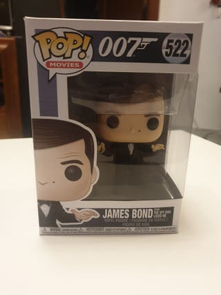 FUNKO POP JAMES BOND 007 NUEVO