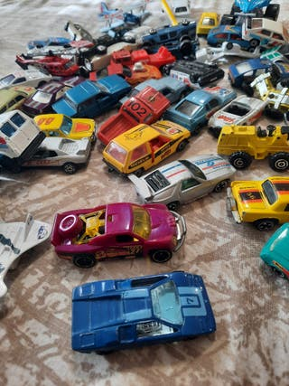 coches y aviones