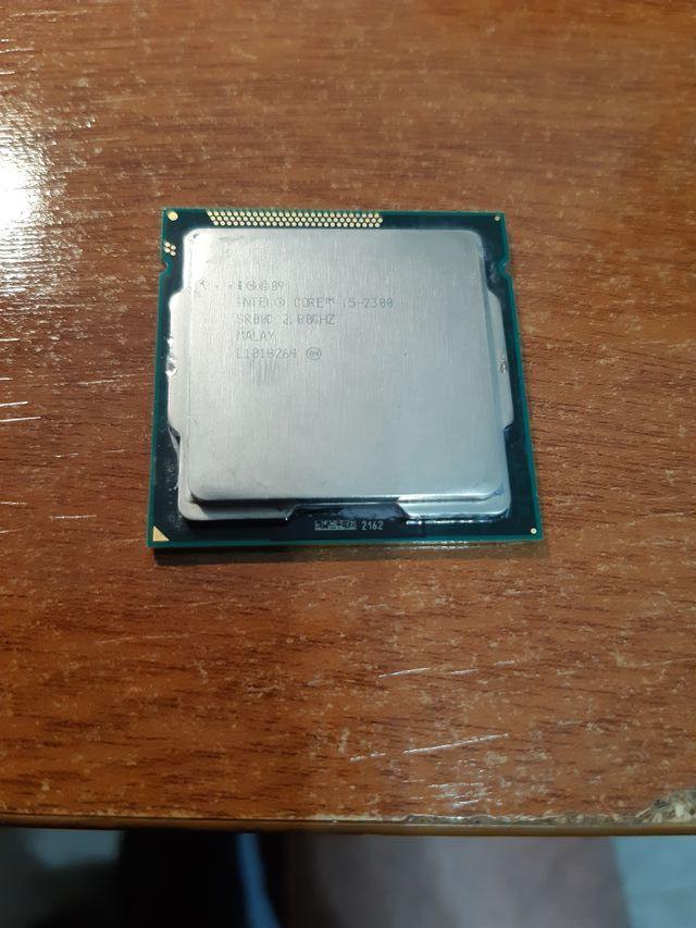 Procesador i5-2300 2,80 Ghz Socket 1155