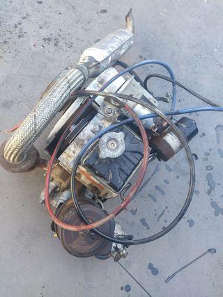 MOTOR ESTACIONARIO KUBOTA EA 300 DIESEL