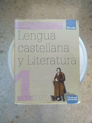 Lengua Castella y Literatura 1 Bachillerato