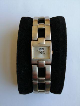 reloj micro quartz